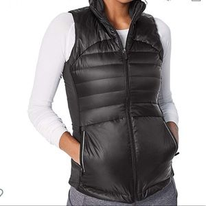Lululemon Down For a Run Vest Puffer